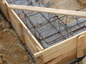 Типы фундаментов. Ленточные щелевые фундаменты.