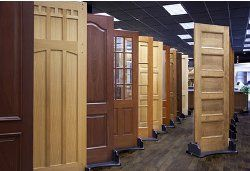 Сегмент продажи  дверей. Сделано в России