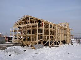 Технология строительства в зимнее время