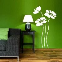 Быстрая покраска стен в помещениях