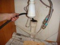 Распространённые причины засора канализации.