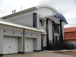 Вентилируемый  фасад и особенности его создания.