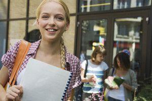 Румынские студенты