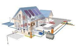 Проектирование канализации в частном доме