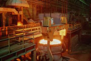 Металлургический завод Молдовы вновь заработал.