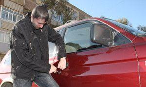 Автомобильные кражи участились