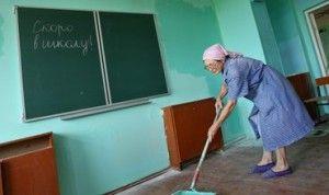 Кишиневские детсады и школы до сих пор не закончили ремонт.