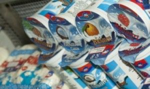 Лидер по производству молочной продукции в Молдову повышает цены.