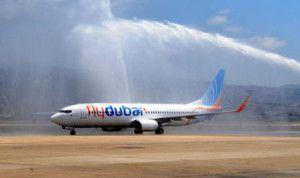 Авиакомпания Fly Dubai в ноябре начнет проводить полеты из Кишинева