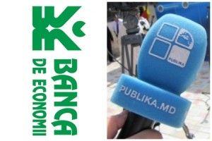 """Banca de Economii"" и ""Publika TV"" принадлежат теперь одному владельцу"