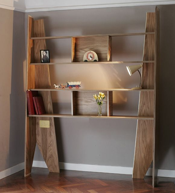 Как построить книжный шкаф своими руками
